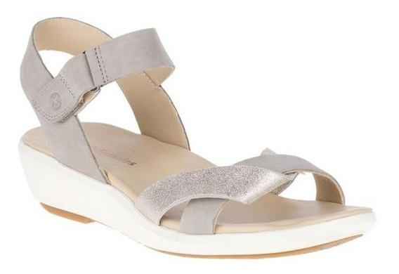 Sandalias Hush Puppies Casuales Mujer Hw06318-120grey