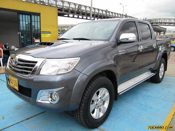 Toyota Hilux Srv Vigo
