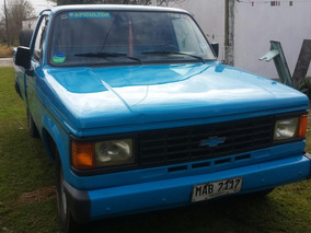 Chevrolet C-10 4 Cilindros Motor