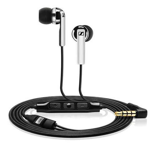 Auriculares iPhone In Ear Sennheiser Cx2.00i-black Celular
