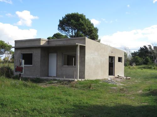 Oportunidad En Costa Chica, Casa En Construccion