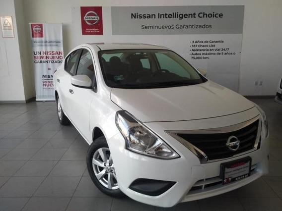 Nissan Versa 4p Sense L4/1.6 Man