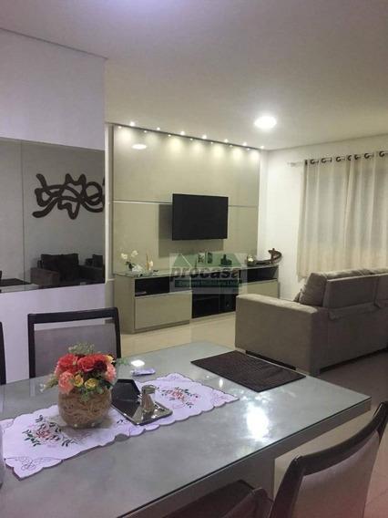 Apartamento Com 2 Dormitórios À Venda, 82 M² Por R$ 395.000 - Ponta Negra - Manaus/am - Ap2968