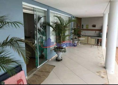 Casa Com 3 Dorms, Vila Albertina, São Paulo - R$ 2.26 Mi, Cod: 7144 - V7144