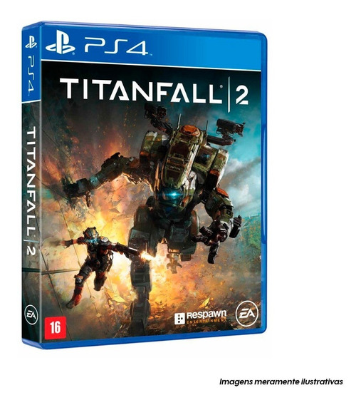 Game Playstation 4 - Titanfall 2 - Original - Novo - Lacrado