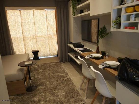 Studio Para Venda Em São Paulo, Campo Belo, 1 Dormitório, 1 Suíte, 1 Banheiro - 9_1-1268513