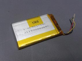 Bateria 3,7 V Tablet Gps Mp3 Mp4 Etc 3 Fios Nova