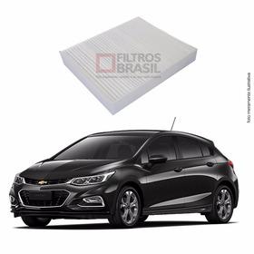 Filtro Ar Condicionado Chevrolet Cruze Hatch 1.4 Flex 2017