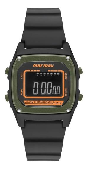 Relógio Digital Mormaii Mon28/8v Verde Escuro Mon28 8v Retro