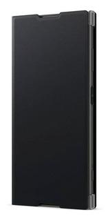 Capa Protetora Style Cover Original Xperia Xa1 Plus Preto