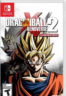 Dragón Ball Xenoverse 2 Nintendo Switch