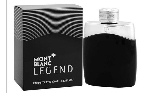 Perfume Loción Legend Montblanc De 10 - mL a $1200
