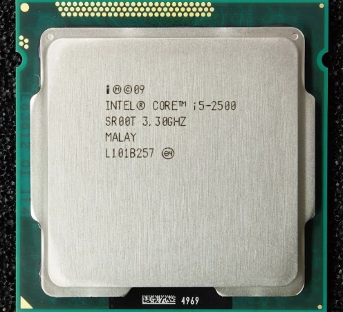 Processador Intel Core I5 2500 3.3ghz