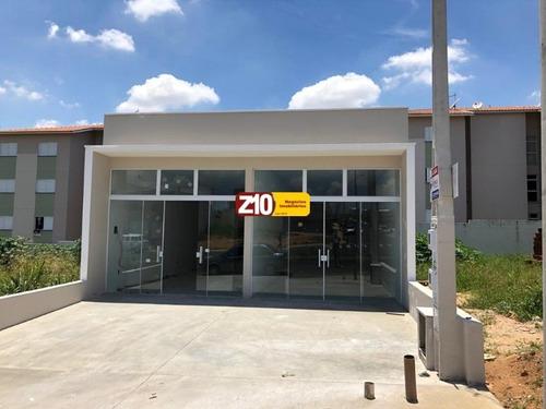 Salão Para Locação No Jardim Campo Bonito Na Z10 Imóveis - Indaiatuba/sp - Sl01072 - 69368612