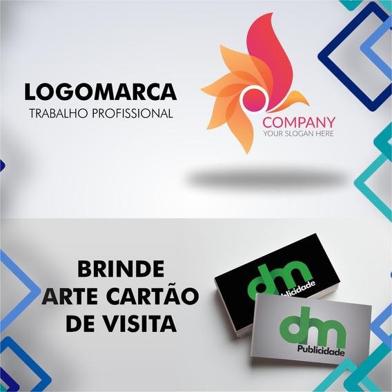 Criação De Logomarca + Brinde
