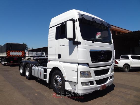 Caminhão Man Tgx 29 440 Ano 2015/16 6x4 Bug Leve Teto Alto