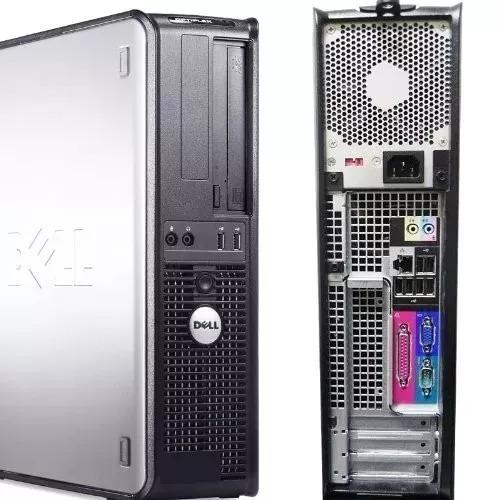 Cpu Dell Optplex 780 E8400 3.0ghz 4gb Ddr3 Sem Hd