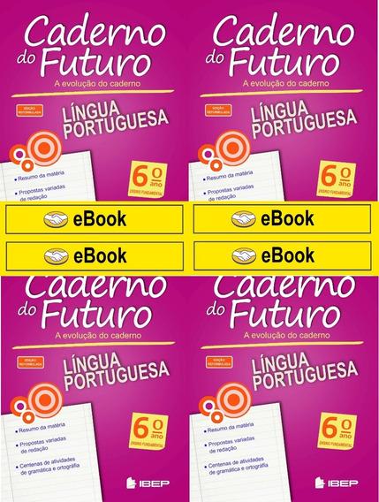 #06 Caderno Futuro 6º Ano Português Aluno