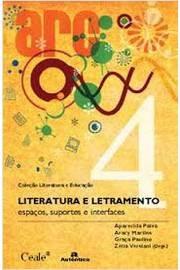 Literatura E Letramento: Espaços, Suport Aparecida Paiva E