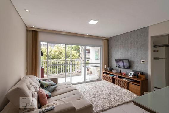 Apartamento No 1º Andar Com 2 Dormitórios - Id: 892990944 - 290944