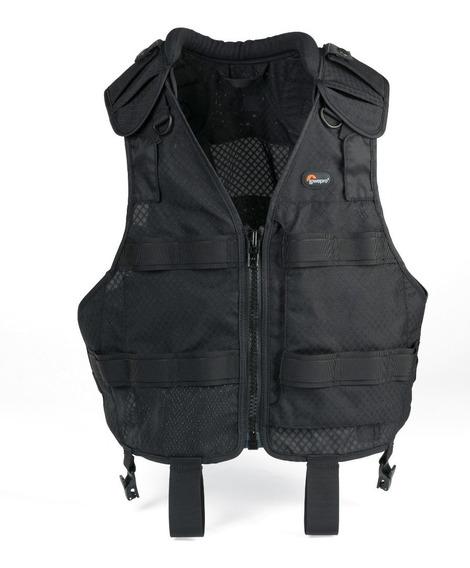 Chaleco S&f Technical Vest L Blk Lowepro Negro