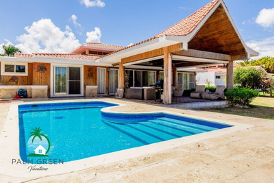 Cocotal 3bedroom Golf View Villa With Swimming Pool