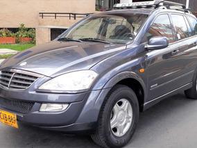 Ssangyong Kyron 2.0 Aut. 4x4 Diesel 2008