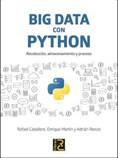 Libro Big Data Con Python.