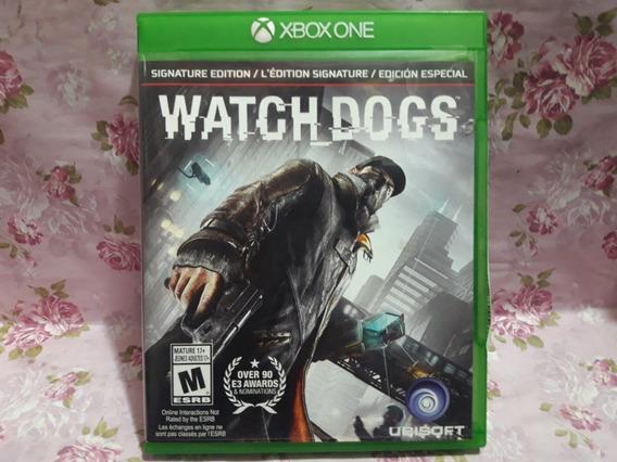 Jogo Watch Dogs Xbox One Novo