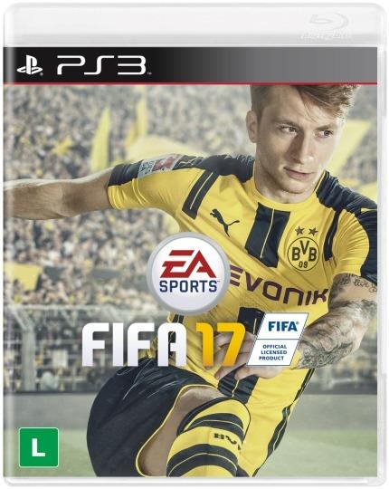 Fifa 17 [ps3] Digital Envio Imediado!!!