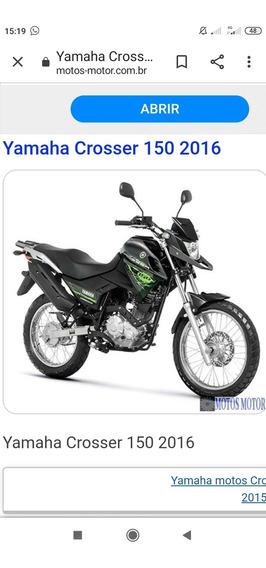 Yamaha Crossed