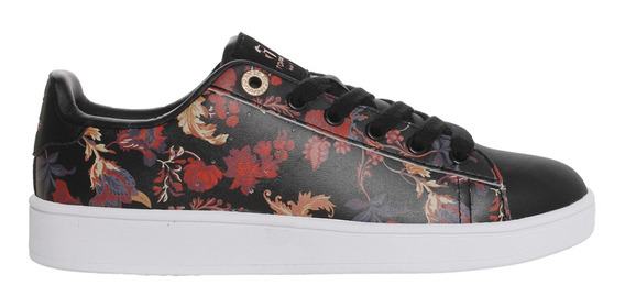 Zapatillas Topper C Moda Candy Remix Iii Mujer Ng/ar