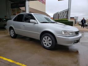 Corolla Sedan Xei 1.8 16v(aut.) 4p 2001