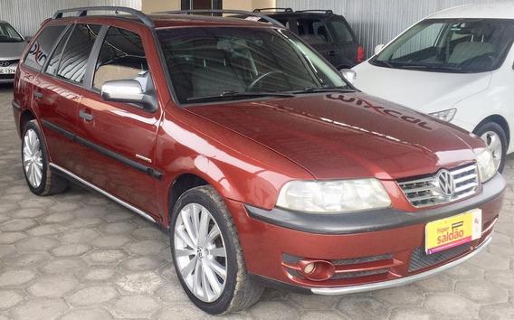 Volkswagen Parati 2.0 Mi Crossover 8v Gasolina 4p Manual