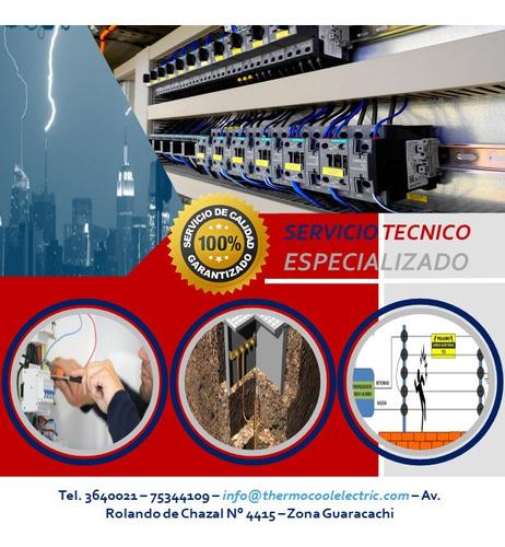 Imagen 1 de 4 de Técnico Electricista