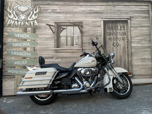 Imagem 1 de 8 de Harley Davidson Road King Police Flhp