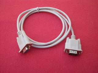 Cables Serial Db9 Rs232 De 123cm Variados
