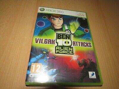 Ben 10 Vilgax Attacks Xbox 360