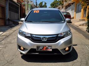 Honda Fit Ex Cvt Automatico Novissimo Apenas 6900km