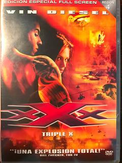 Dvd Xxx / Triple X (2002) Vin Diesel