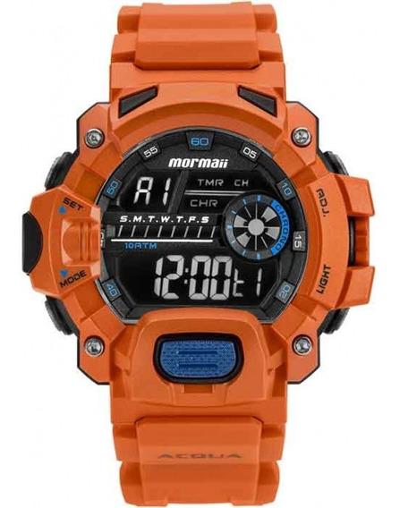 Relógio Mormaii Masculino Acqua Mozm1132/8l Garantia Nfe