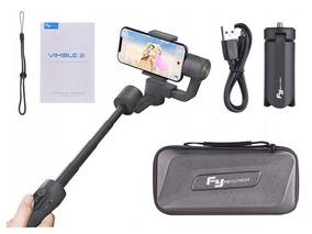 Estabilizador Gimbal Para Video Smartphone Celular Wenpod