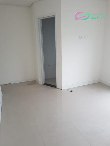 Imagem 1 de 26 de Apartamento Cobertura Em Campestre - Santo André - 4539