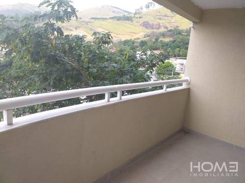 Imagem 1 de 30 de Apartamento Com 2 Dormitórios À Venda, 55 M² Por R$ 330.000,00 - Centro - Nova Iguaçu/rj - Ap1210