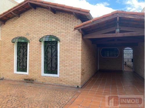 Imagem 1 de 15 de Casa Para Venda Em Taubaté, Centro, 3 Dormitórios, 2 Suítes, 1 Banheiro, 2 Vagas - Ca0205_1-1951549