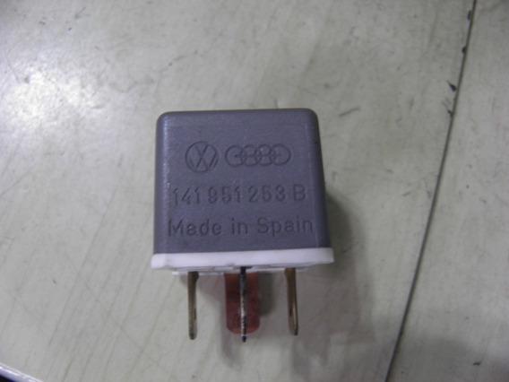 Rele Multi Funcional Orig Audi E Vw 4 Pinos 141951253b