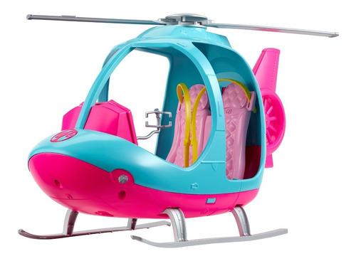 Barbie Helicóptero Mattel Original