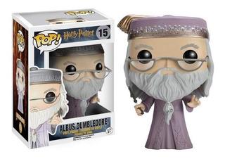 Funko Pop 5891 Vinyl Harry Potter Dumbledore #15 Original