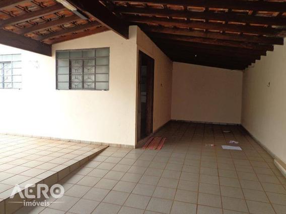 Casa Residencial Para Venda E Locação, Núcleo Habitacional Mary Dota, Bauru. - Ca1349
