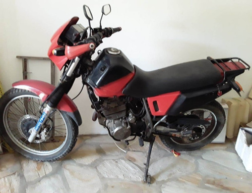 Moto Honda / Nx 350 Sahara
